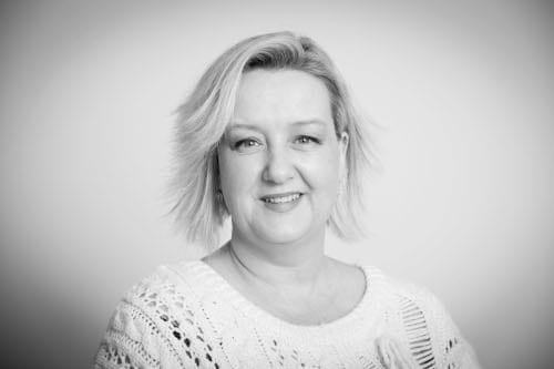 Alison Galvin, Director of Finance and People