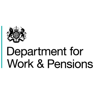 Department for Work and Pensions logo
