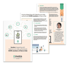 3 pages of the sierra club case study
